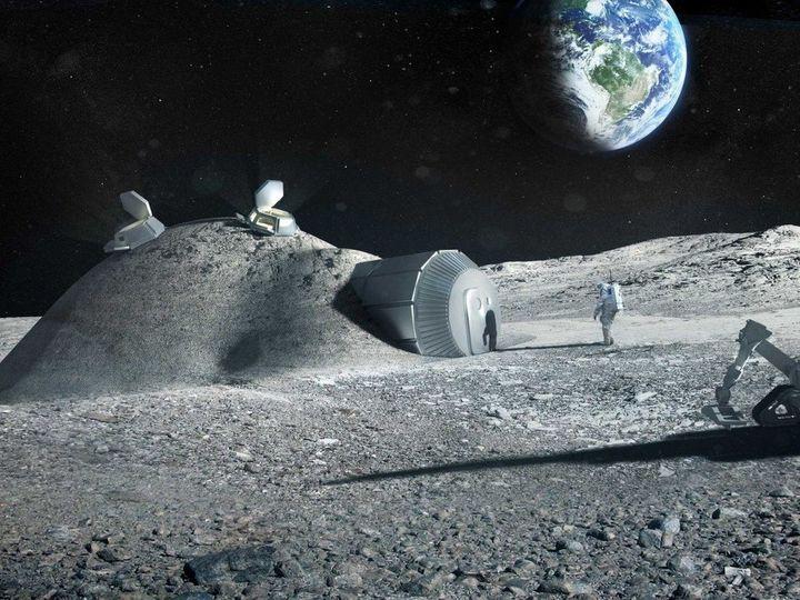 С NASA уже семь стран подписали договор об освоении Луны