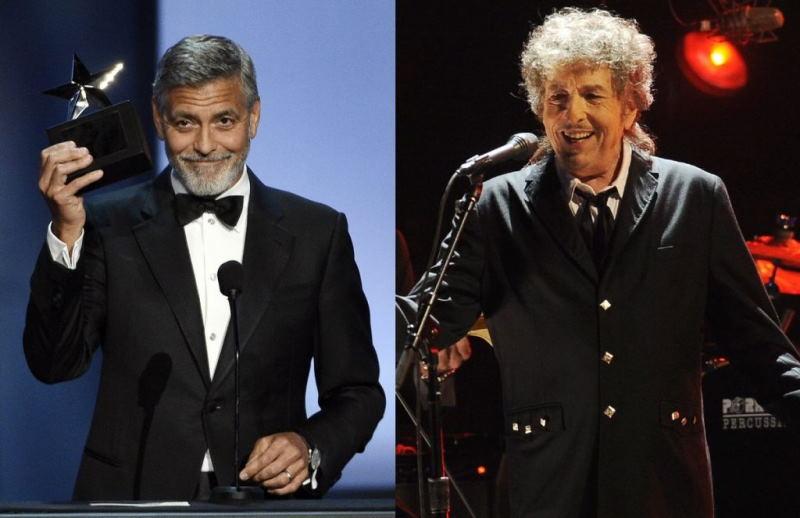 Боб Дилан с Джорджем Клуни задумали снять фильм о бейсболе