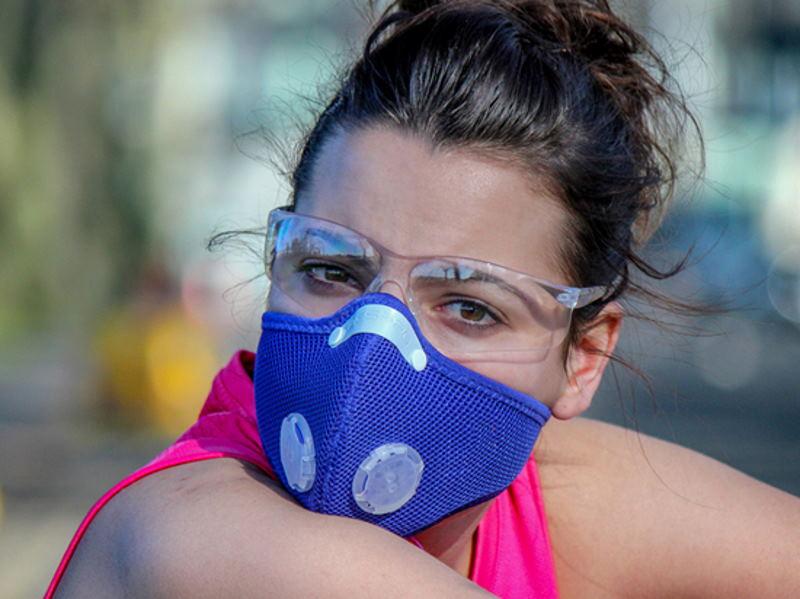 В США разработали маску, убивающую все вирусы