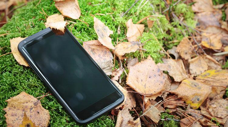 Найденный на улице смартфон опасен: предупреждение от экспертов
