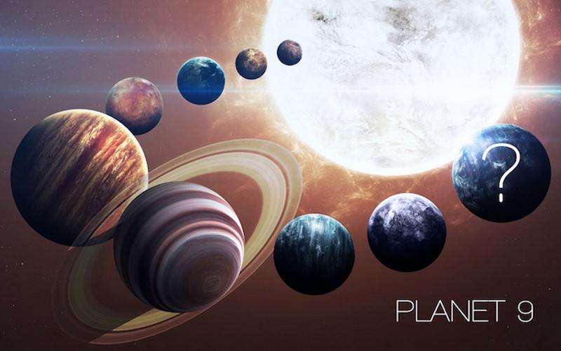 Учёные предполагают наличие в прошлом в солнечной системе девятой планеты