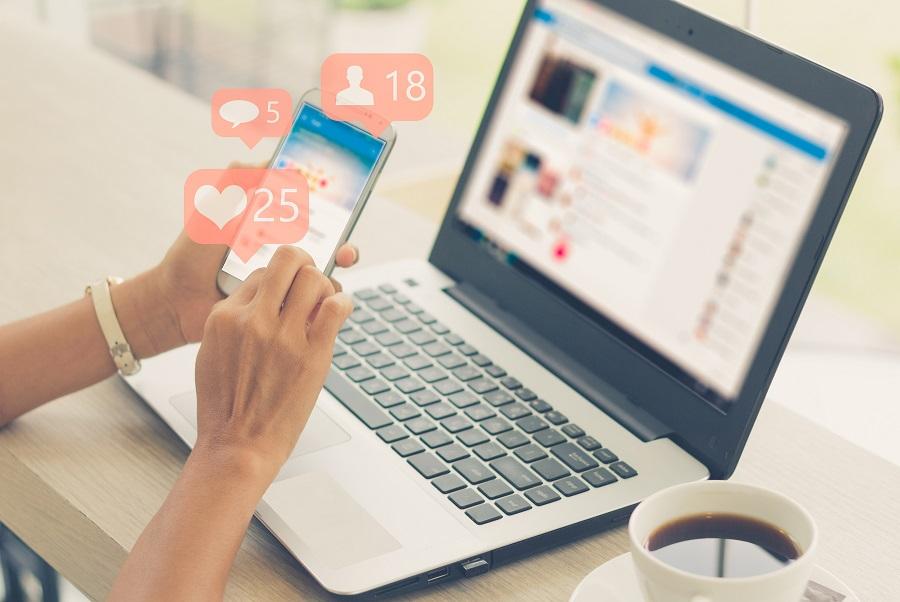 Как увлечение соцсетями влияет на вредные привычки: эксперты удивили