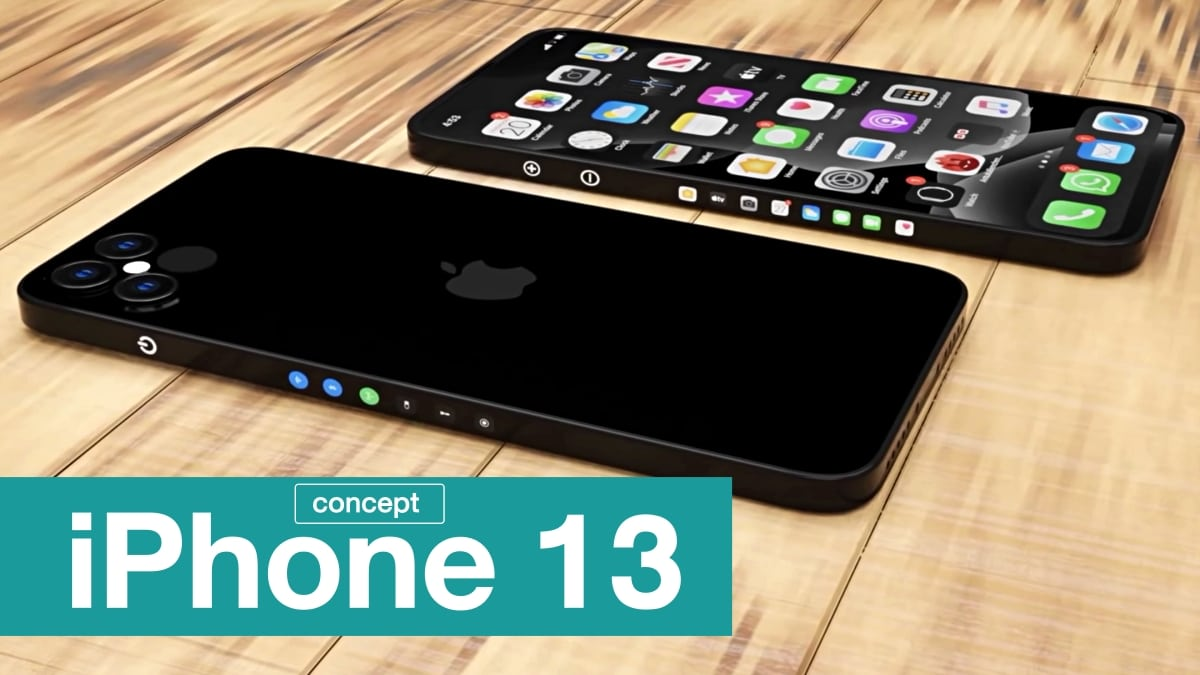 Стало известно, каким будет iPhone 13: чёлка уменьшится, камер прибавится