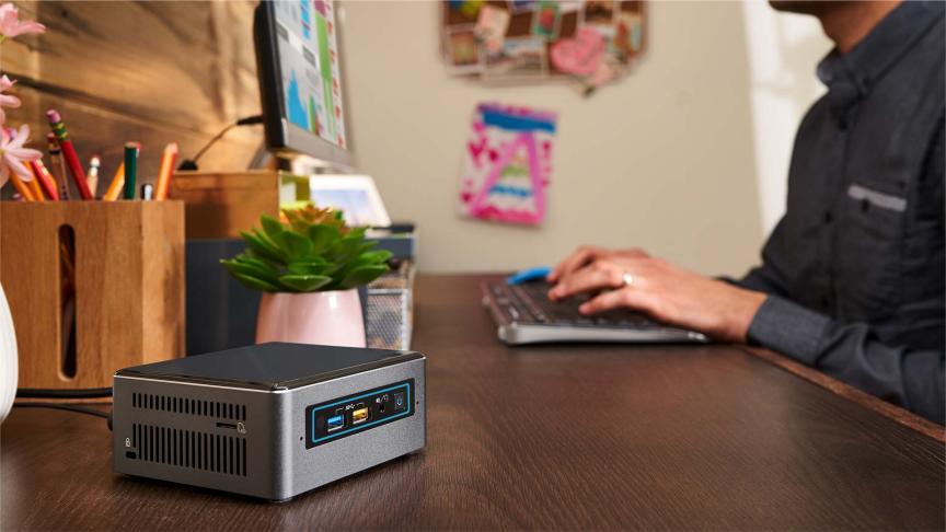 Мини-ПК Intel: недорого и компактно