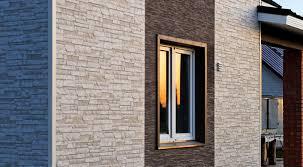 Фасадные фиброцементные панели: особенности применения