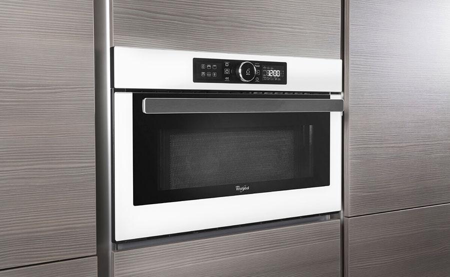 Встраиваемая микроволновая печь: о преимуществах и особенностях