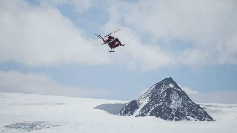 Миллиардер из Чехии разбился на вертолёте на Аляске