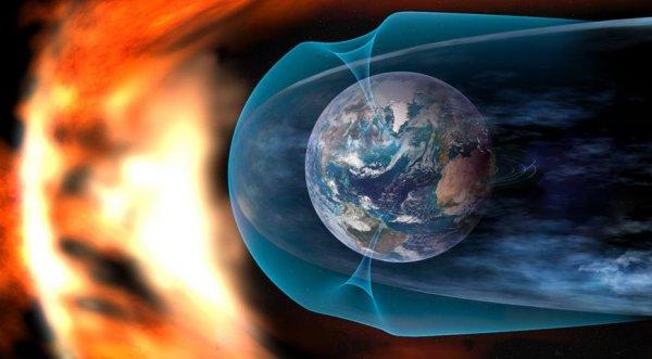 Мощная магнитная буря уровня G-1 продлится несколько дней