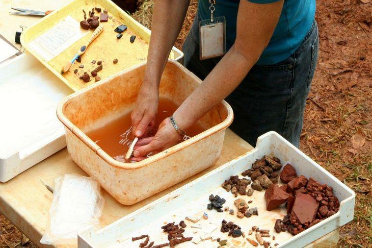 Найдены останки «очередных» первых людей на Земле