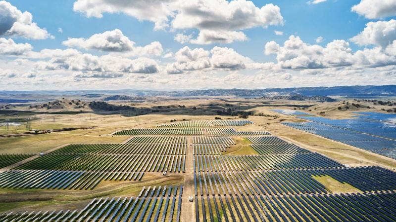 Apple построит мегахранилище солнечной энергии