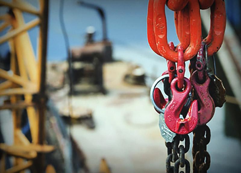 Профессиональный и безопасный такелаж грузов на высоту