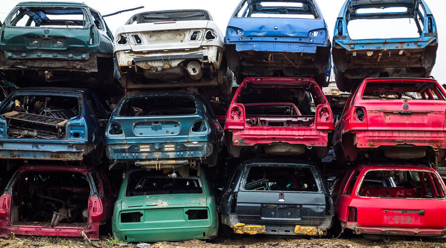 Преимущества утилизации автомобилей