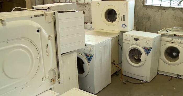 Старая «стиралка»: что делать с техникой?