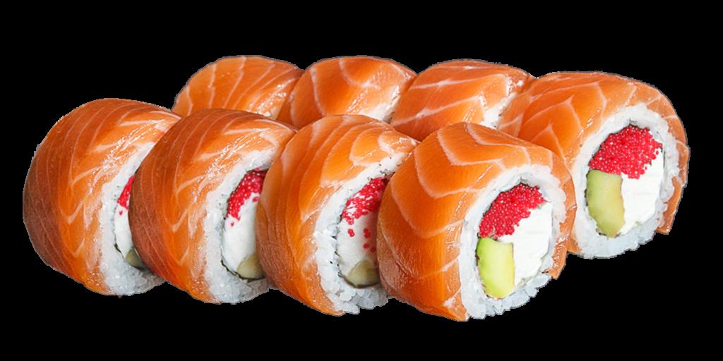 Обзор заведений с быстрой доставкой суши в г. Ачинск