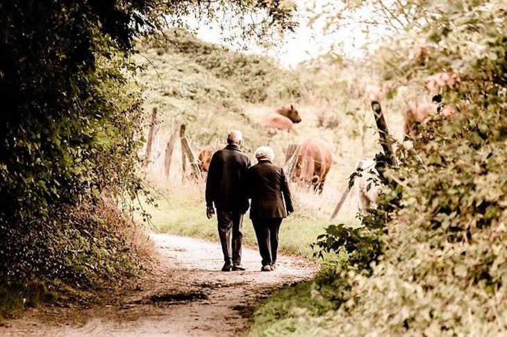 В США пожилая пара покинула дом престарелых, сговорившись азбукой Морзе