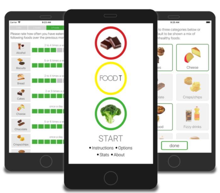Создано приложение, меняющее пищевые привычки и помогающее похудеть
