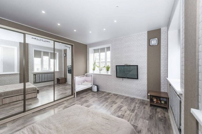 Пять секретов оформления интерьера квартиры с низкими потолками