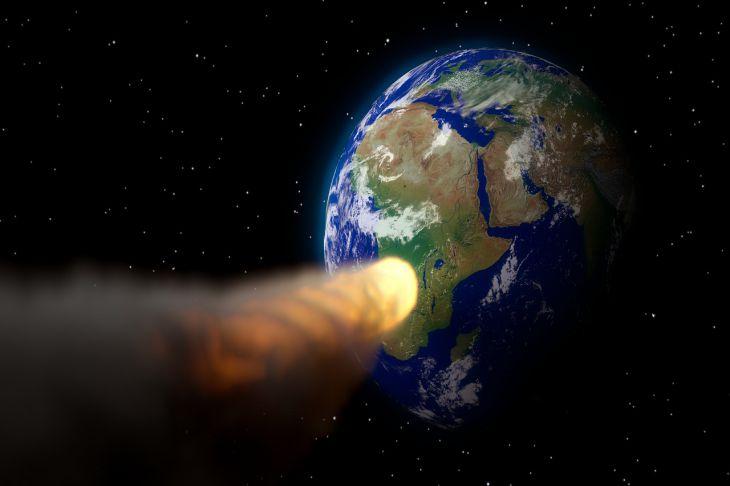 У Земле приближается крупный метеорит, обозначенный потенциально опасным