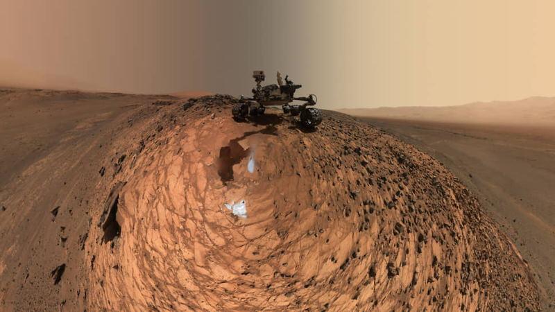 Китай официально включился в марсианскую гонку: стали известны его планы