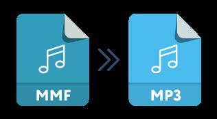 Конвертер mmf в mp3 онлайн