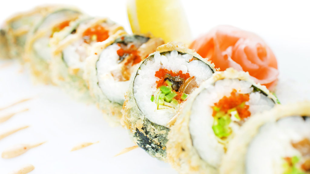 Заказать суши и роллы на день рождения в городе Сыктывкар – почему бы и нет