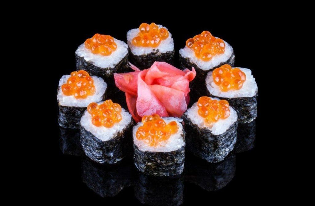 Суши в Хабаровске - обзор ресторанов и суши-баров