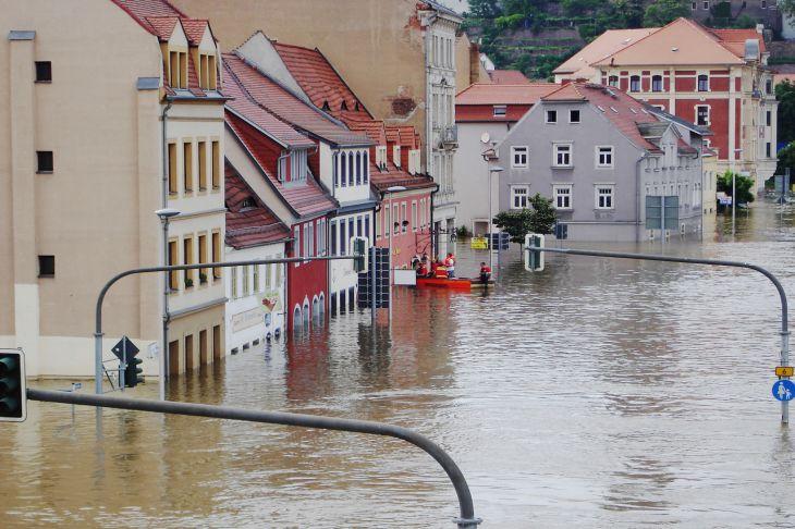 NASA прогнозирует продолжение наводнений во многих регионах мира