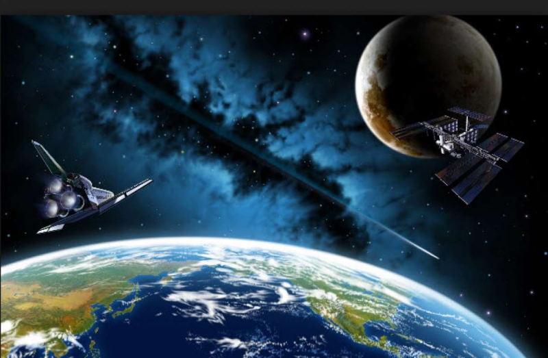 Ричард Брэнсон слетал в космос, и разыгрывает бесплатный билет на двоих