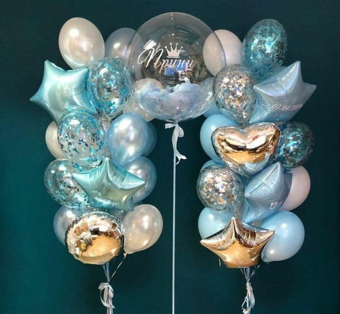 Воздушные шары: о неожиданном использовании
