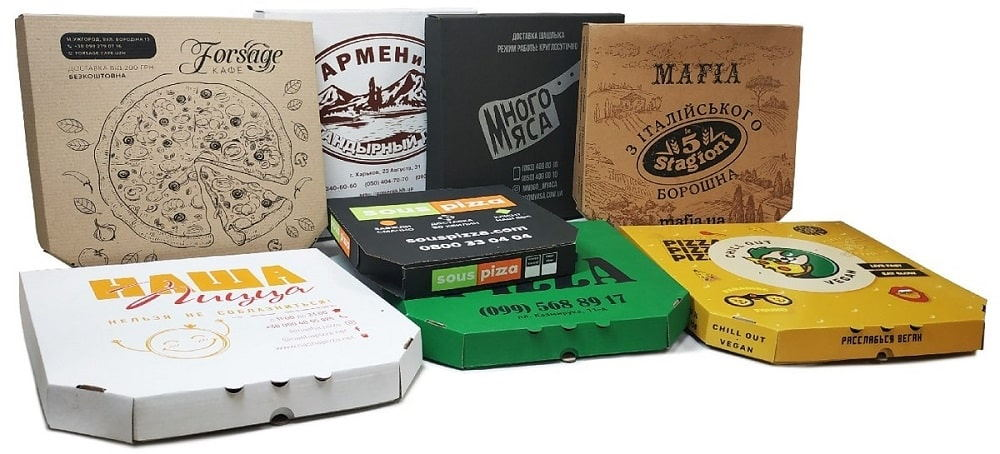Способы брендирования коробок