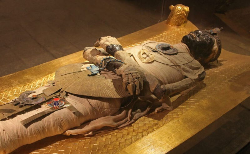 Учёные впервые воссоздали лица мумий из Древнего Египта