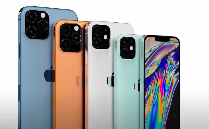 Apple официально представила новое поколение смартфонов – iPhone 13